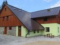 Apartmán ve skiareálu U Vodárny Bedřichov