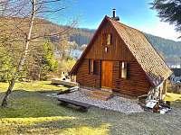 Chata Uprostřed lesa