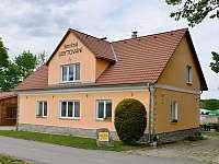 Ubytování u Nové Bystřice