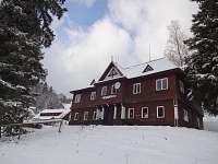 Chata Horní Jablůňka