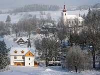Horská chata Hrad