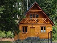 Chata u přehrady