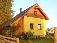 Chata Lipno - Kobylnice
