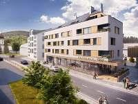 Rezidence Šumava - apartmán U Jezevce