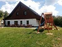 Chalupa Jestřábí v Krkonoších - Roudnice