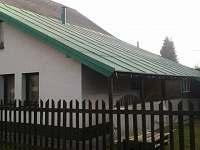 Chalupa Horní Lánov