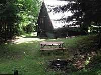 Chata pod Velkým Javorníkem